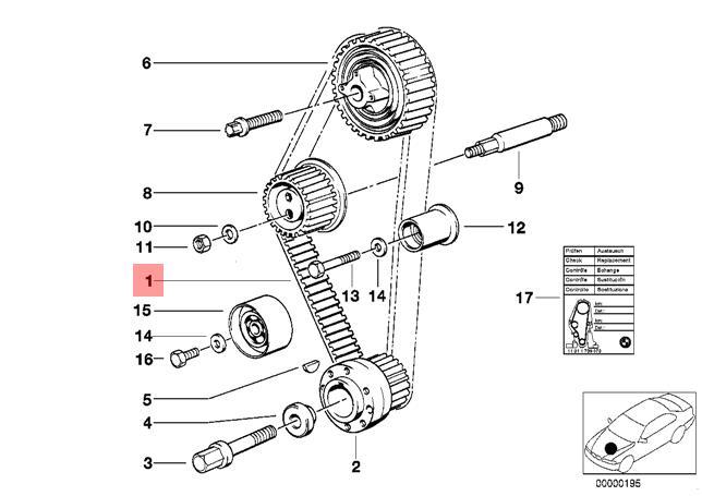 1993 bmw 325i parts catalog