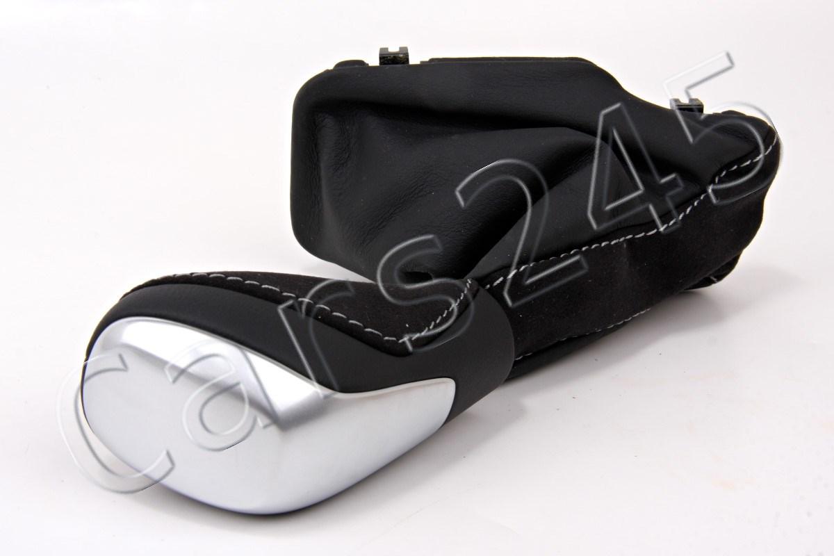 original performance schaltknauf alcantara schaltsack. Black Bedroom Furniture Sets. Home Design Ideas