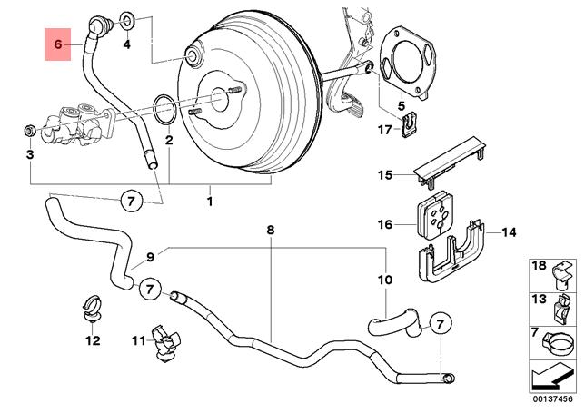 2001 bmw x5 3 0i parts diagram