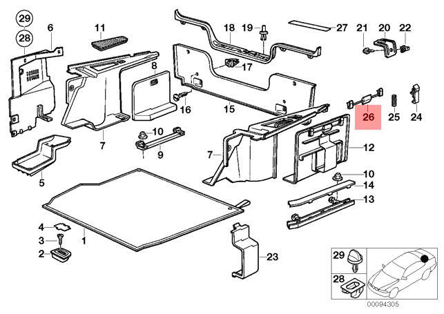 E30 Fuse Box K9