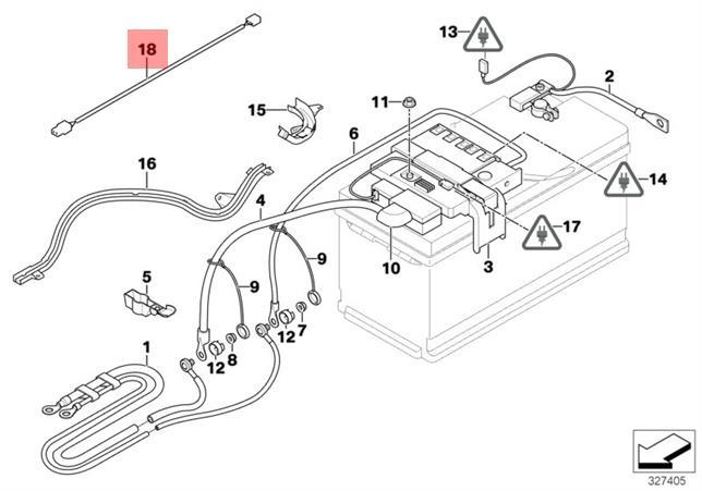 genuine bmw e60 e70 e71 e81 e82 e84 e87 e87n adapter lead