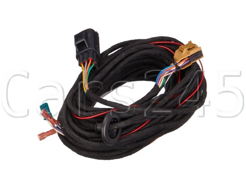 bosch urf 7 system wiring harness for parking distance ... bosch wire harness