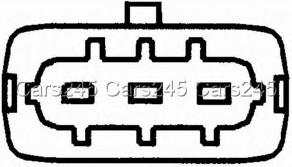 Mercedes A B C Clc Cls E Class Hella Camshaft Position Sensor 1 4