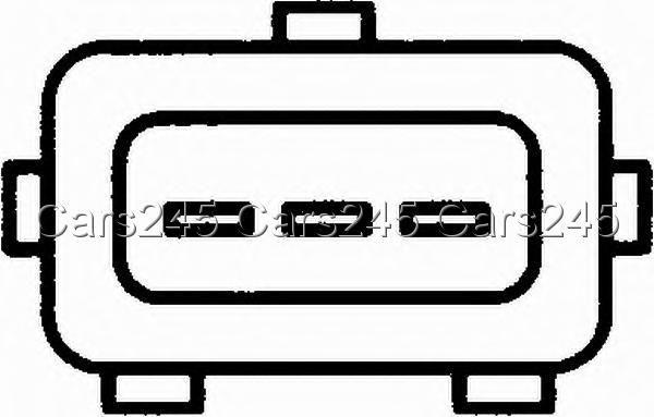 Opel Corsa A Cc HELLA Kurbelwellensensor Impulsgeber 1.6-3.0L 1987-1998