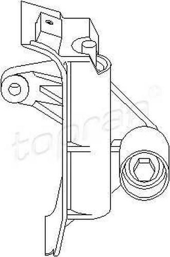 hydraulic tensioner cam belt fits audi tt seat skoda vw
