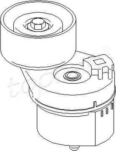 tensioner pulley v