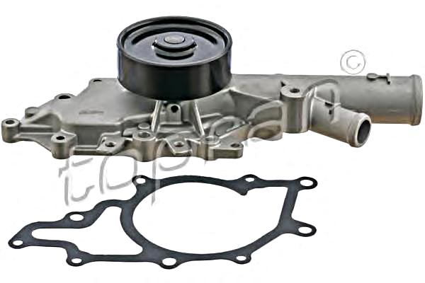 Mercedes E SClass W211 Sedan Wagon W220 Water Pump 2.7-3.2L 2002-2009